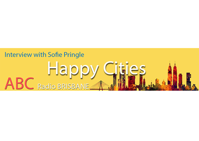 Happy Cities by Sofie Pringle