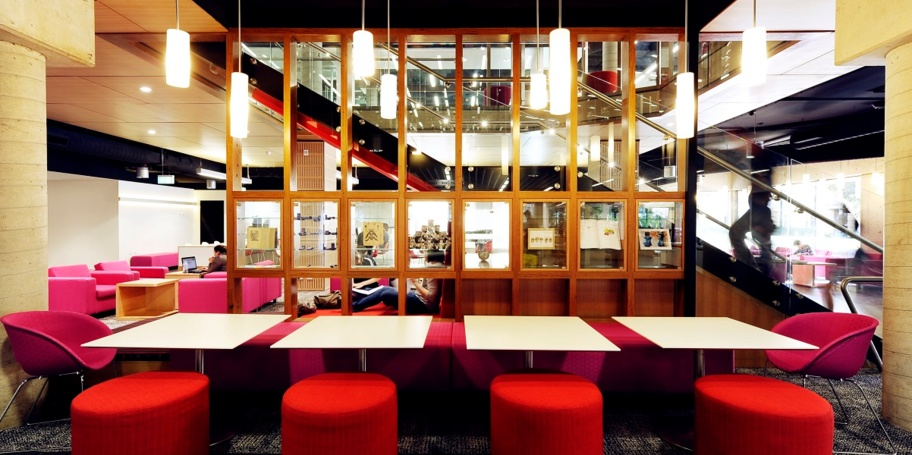 QUT Library Refurbishment